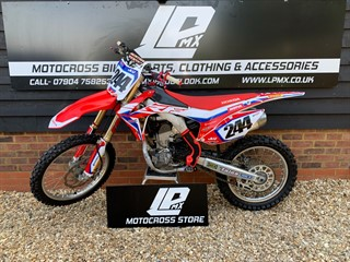 Honda CRF250R for sale in Flitton, Bedfordshire
