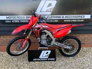 Honda CRF450R for sale in Flitton, Bedfordshire