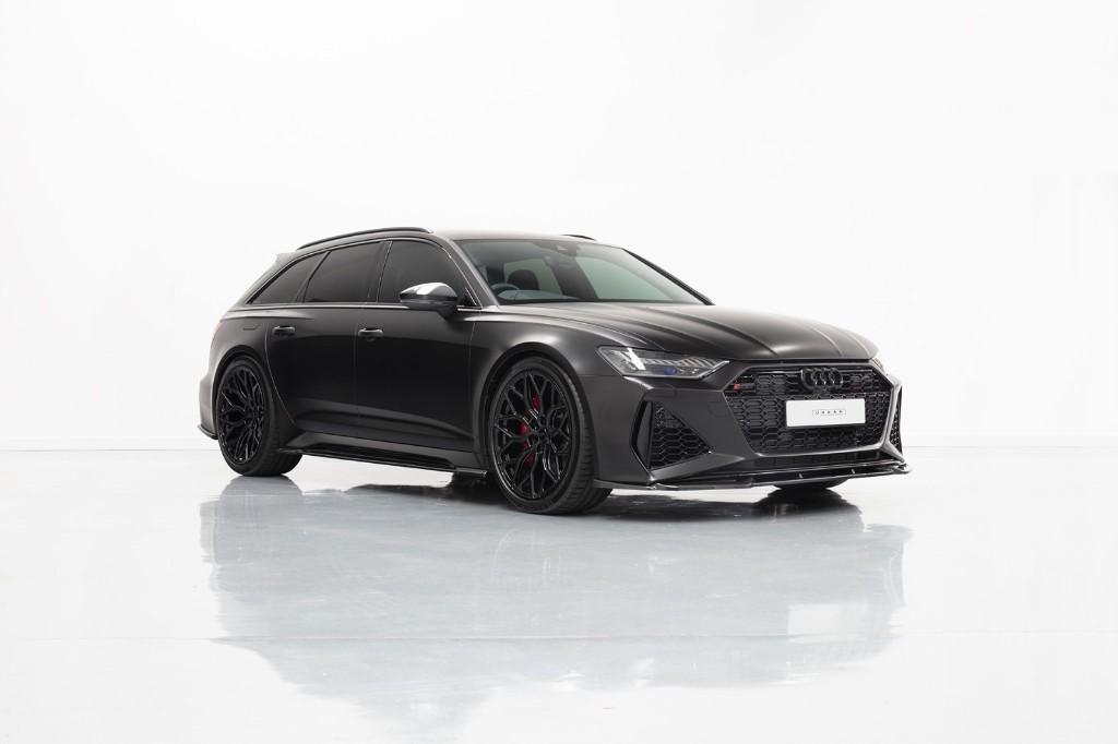 used Audi RS6 Avant RS 6 AVANT TFSI QUATTRO LAUNCH EDITION in milton-keynes-buckinghamshire