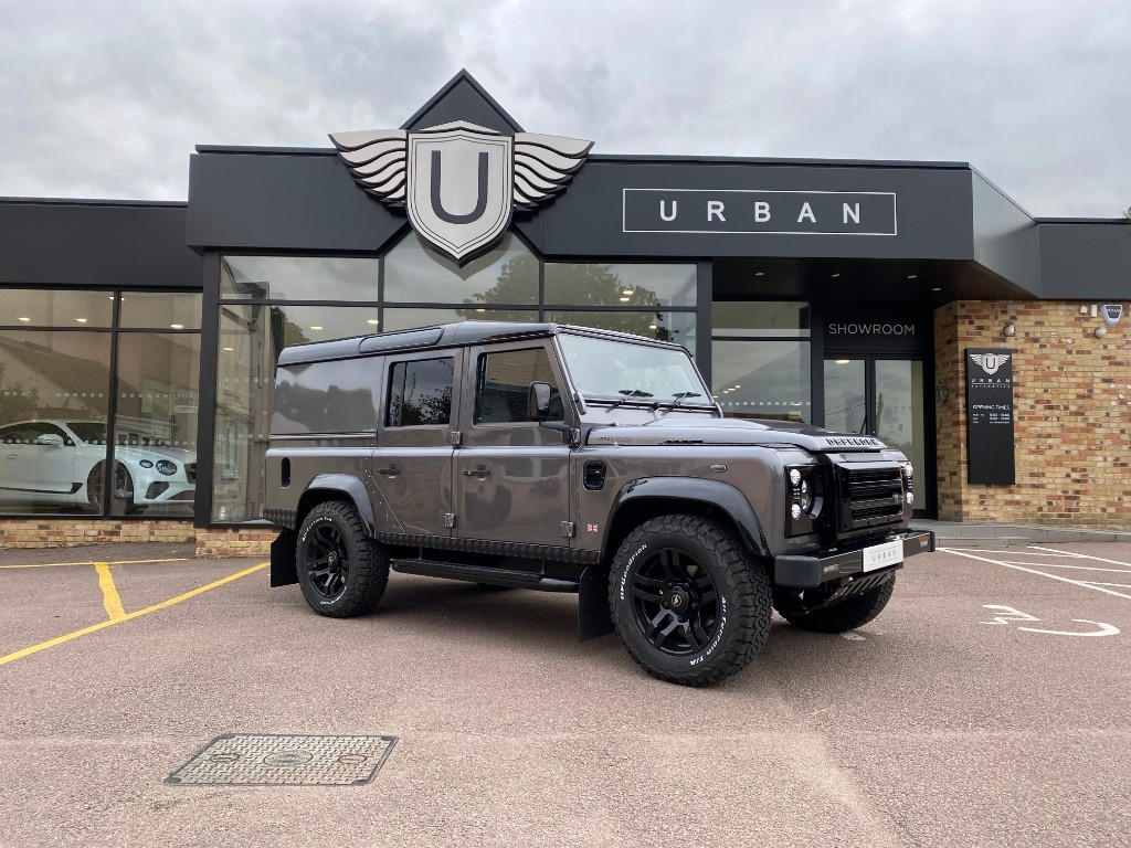 used Land Rover Defender 110 TD XS UTILITY WAGON in milton-keynes-buckinghamshire