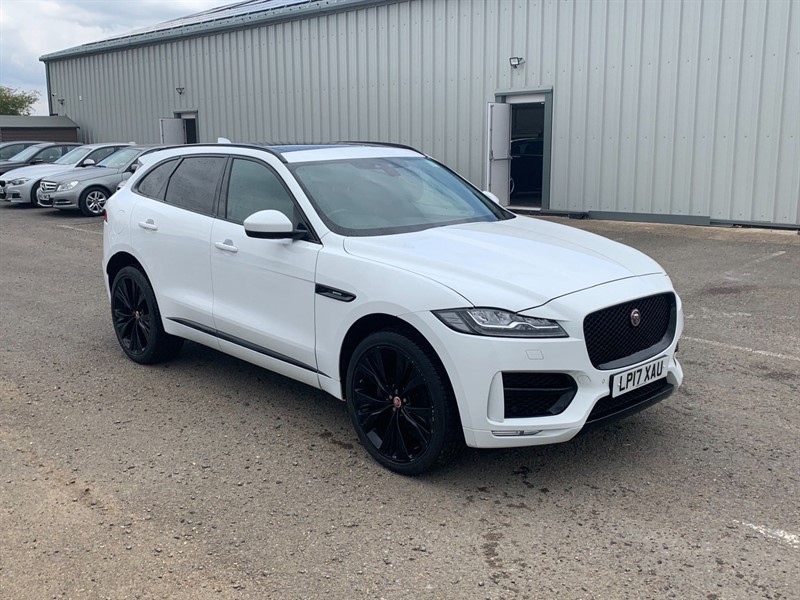 Jaguar F-Pace for sale in Leighton Buzzard, Bedfordshire