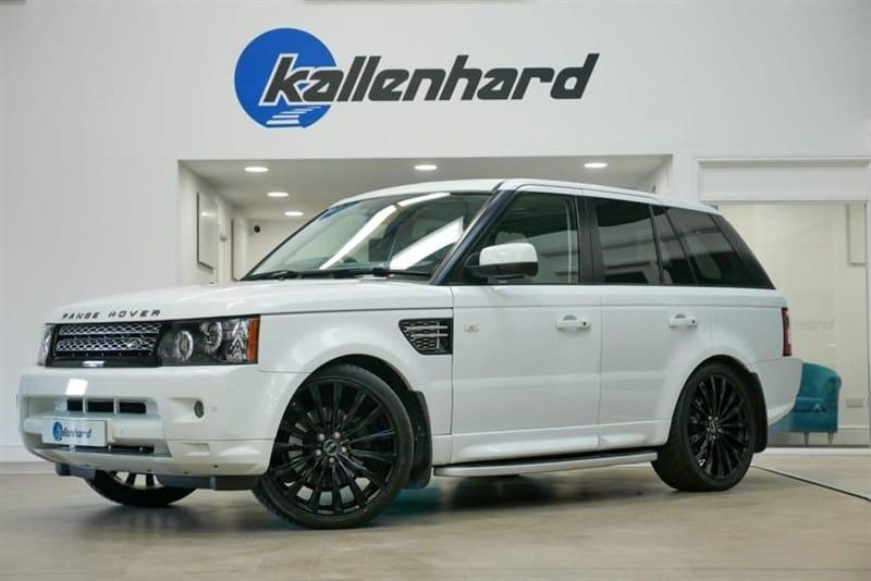 Land Rover Range Rover Sport for sale in Leighton Buzzard, Bedfordshire