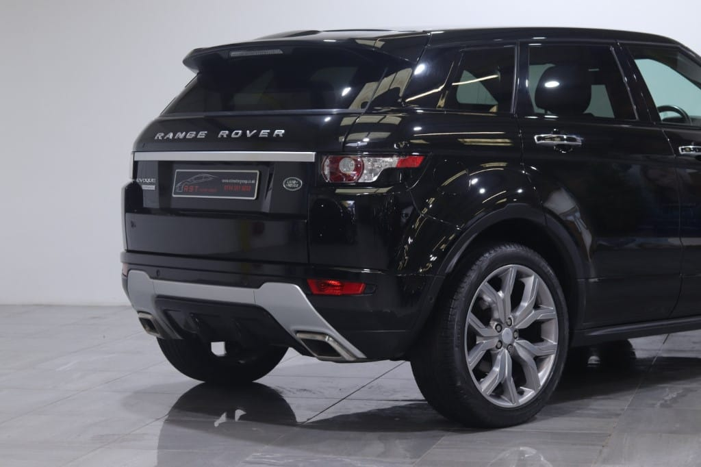 Used Land Rover Range Rover Evoque from RST Motor Group