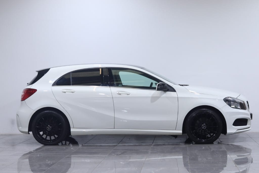 Used Mercedes A200 from RST Motor Group
