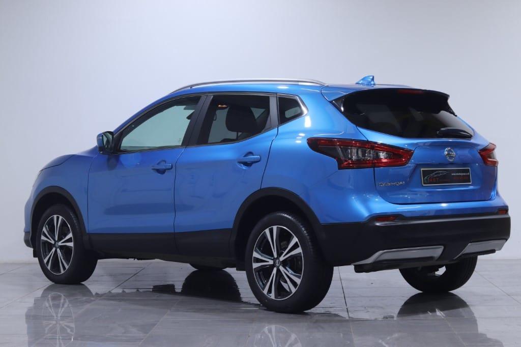Used Nissan Qashqai from RST Motor Group