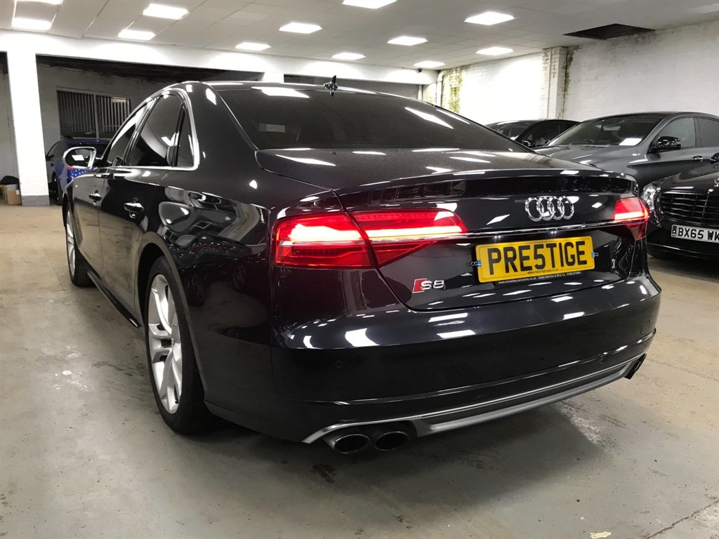 Used Audi S8 from Pre5tige Cars Limited