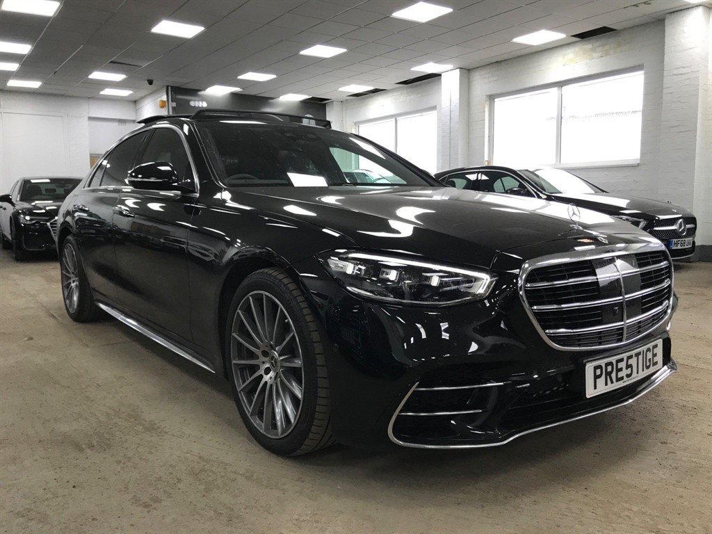 Used Mercedes S350 from Pre5tige Cars Limited