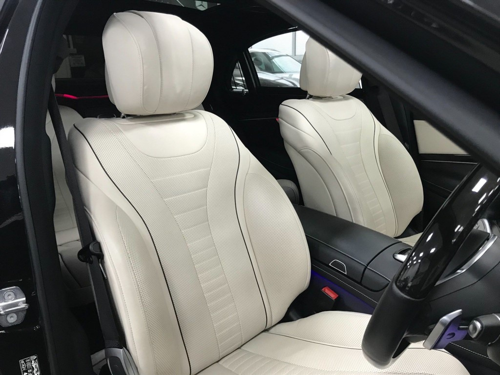 Used Mercedes S500L from Pre5tige Cars Limited