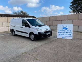 Toyota Proace for sale in Andover, Hampshire