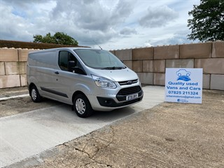 Ford Transit Custom for sale in Andover, Hampshire