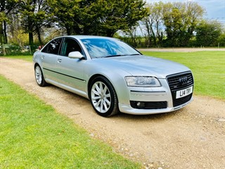 Audi A8 for sale in Andover, Hampshire