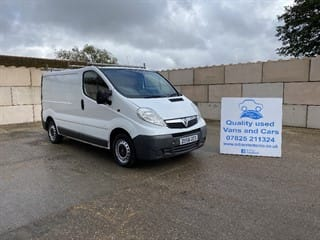 Vauxhall Vivaro for sale in Andover, Hampshire