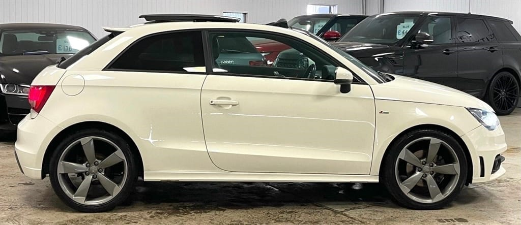 Used Audi A1 from City Motors