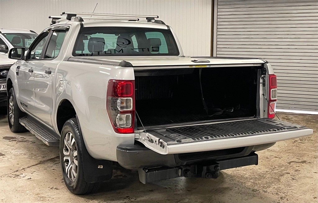 Used Ford Ranger from City Motors