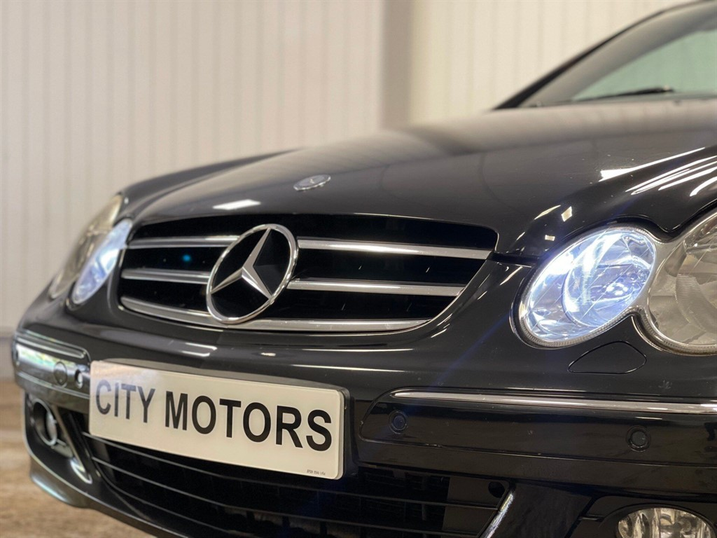 Used Mercedes 280 from City Motors