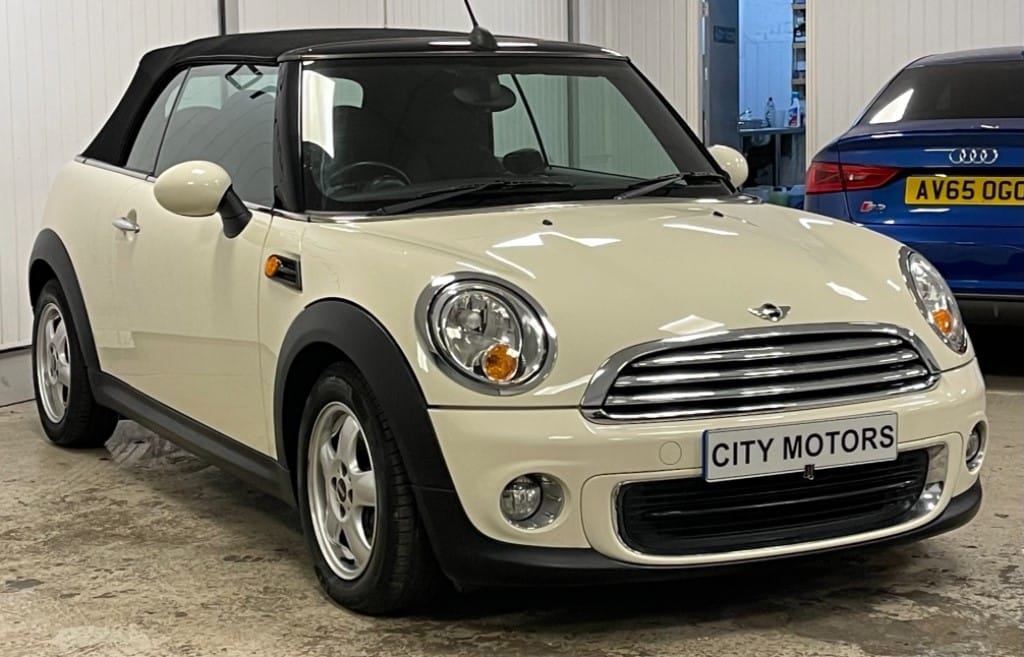 Used MINI Convertible from City Motors