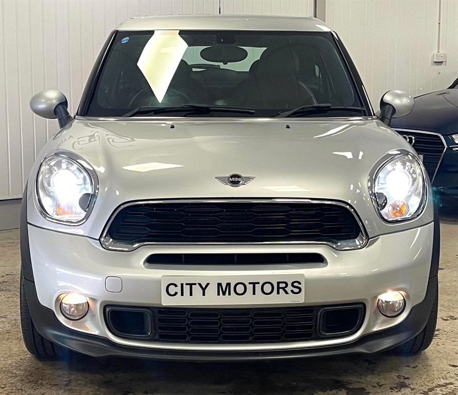 Used MINI Paceman from City Motors