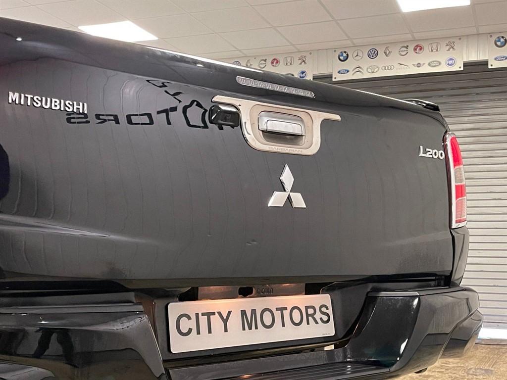 Used Mitsubishi L200 from City Motors