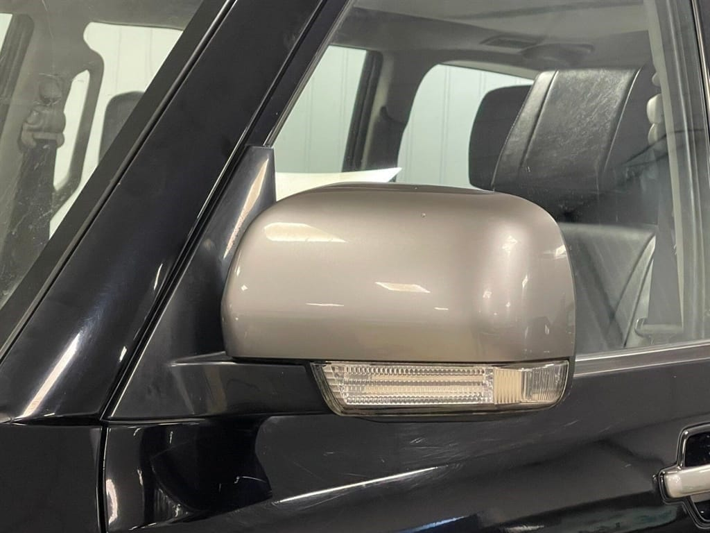 Used Mitsubishi Shogun from City Motors