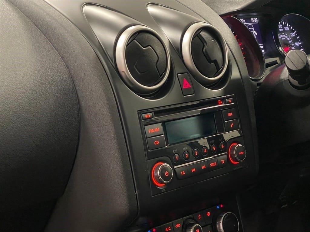 Used Nissan Qashqai from City Motors