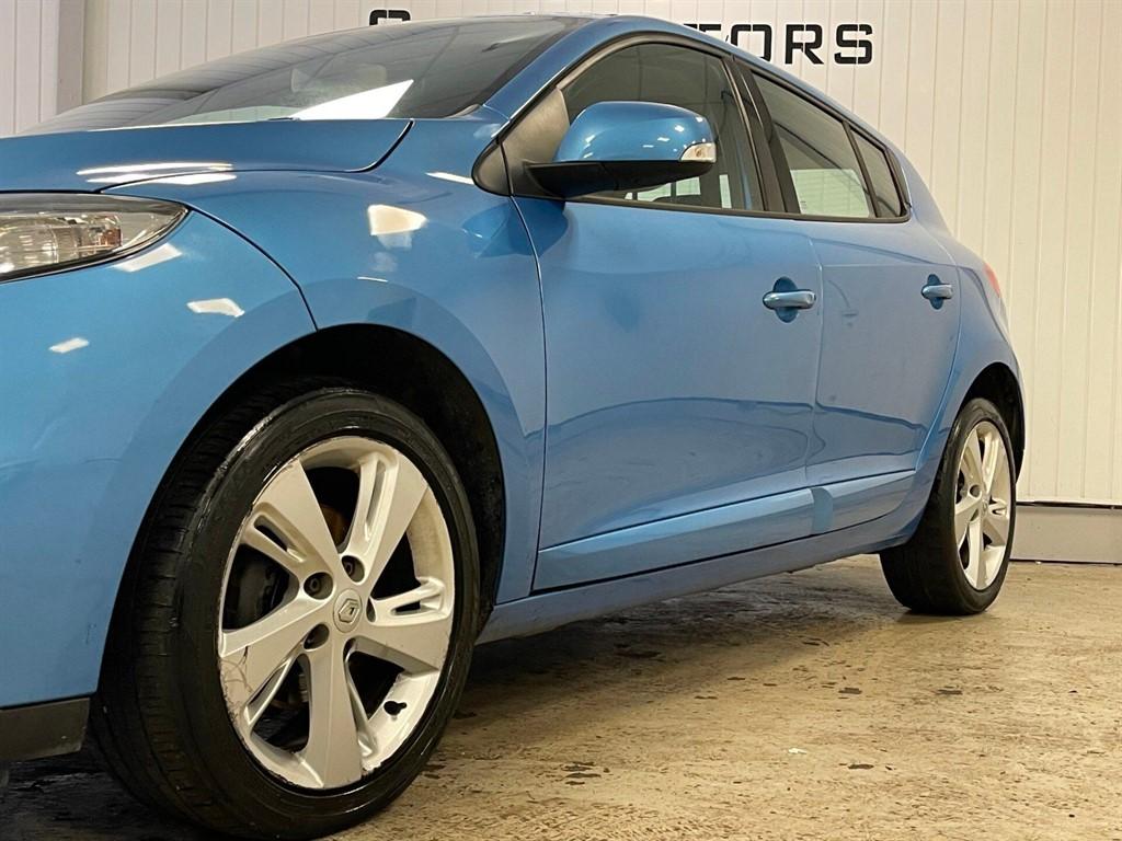 Used Renault Megane from City Motors