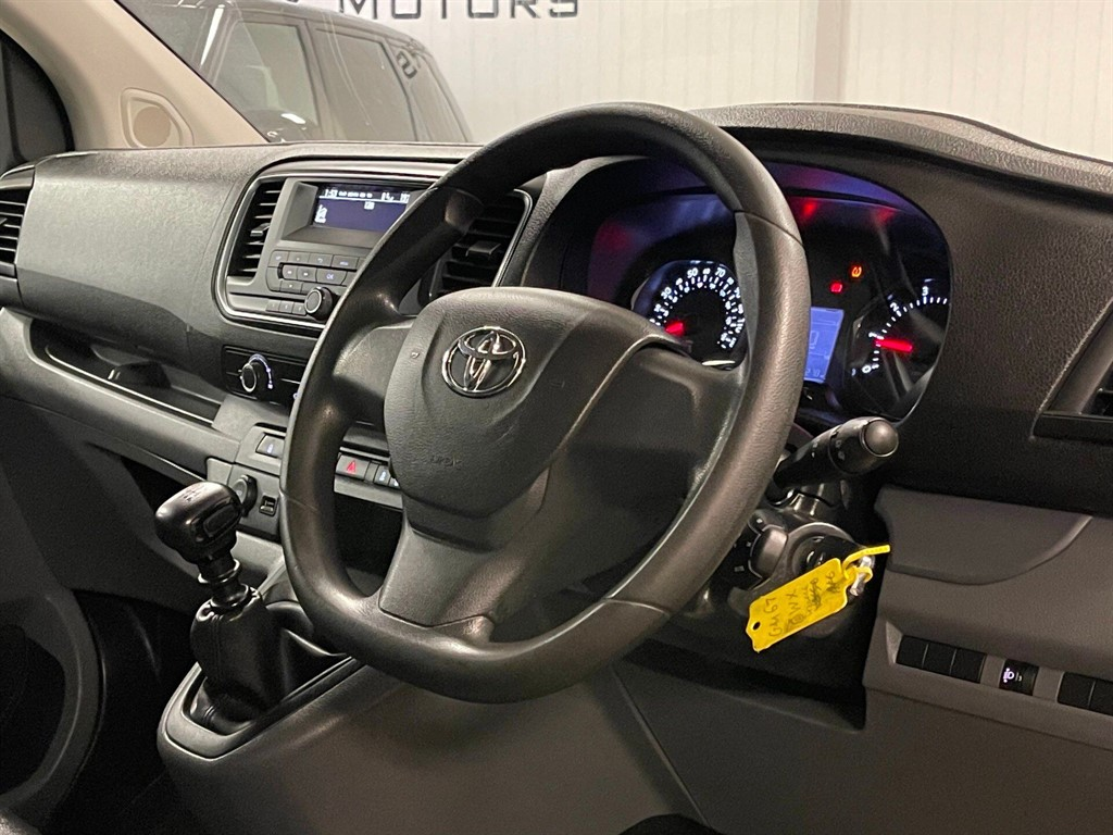 Used Toyota Verso from City Motors