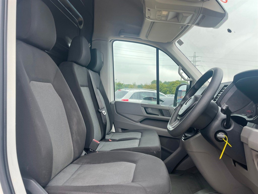 Used Volkswagen Crafter from City Motors