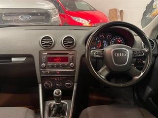 Used Audi A3 from City Motors