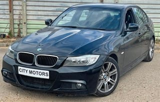 Used BMW 318d from City Motors