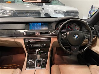 Used BMW 740d from City Motors