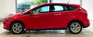 Used Ford Focus from City Motors