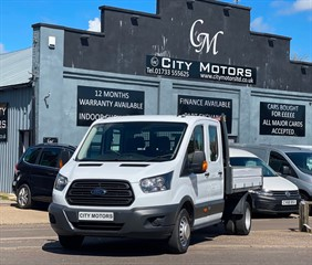 Used Ford Transit from City Motors