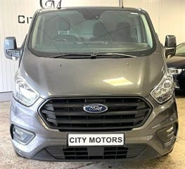 Used Ford Transit Custom from City Motors