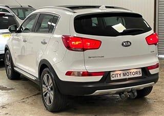 Used Kia Sportage from City Motors