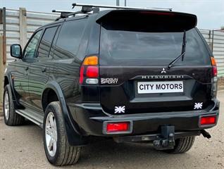 Used Mitsubishi Shogun Sport from City Motors