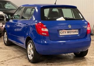 Used Skoda Fabia from City Motors