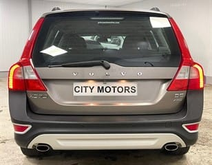 Used Volvo XC70 from City Motors