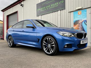 Used BMW 330d from Spalding Car Sales Ltd