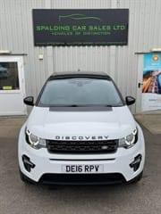 Used Land Rover Discovery Sport from Spalding Car Sales Ltd