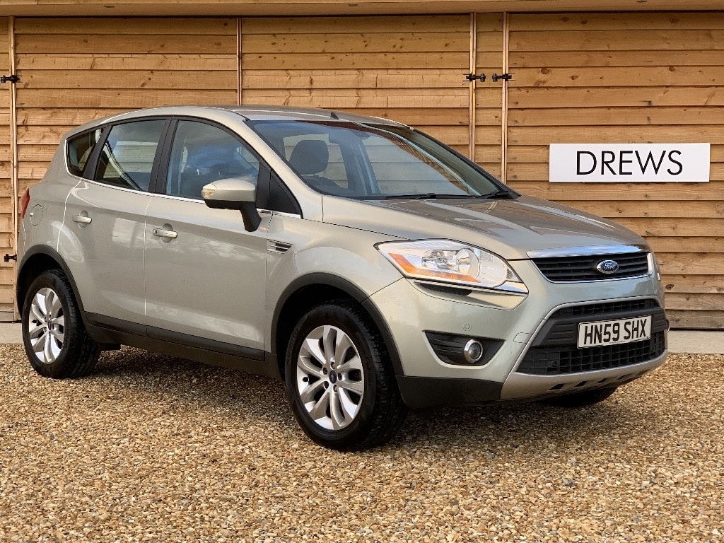 Ford Kuga Titanium Tdci Best Example Available Front And Rear Parking Sensors