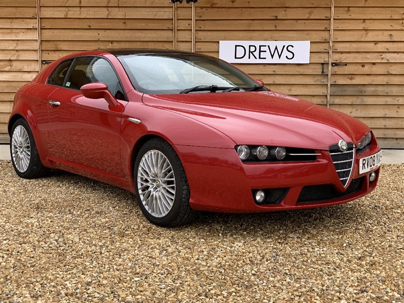 Used Alfa Romeo Brera JTS SV One Owner Full Alfa SH 10 Services Leather Trim Panoramic Sunroof in Berkshire