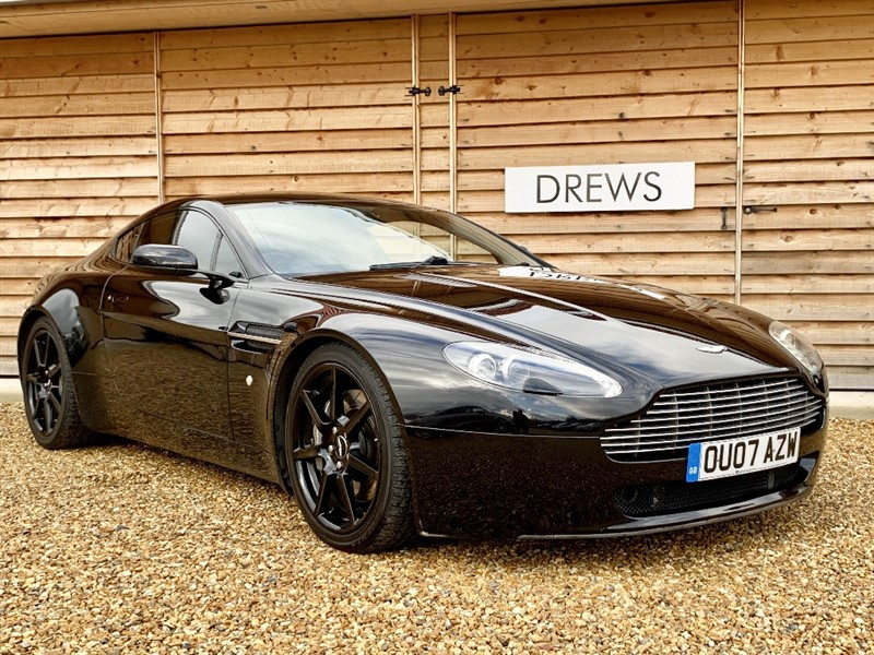 Used Aston Martin Vantage 4.3 V8 Manual Great Condition Nice History in Berkshire