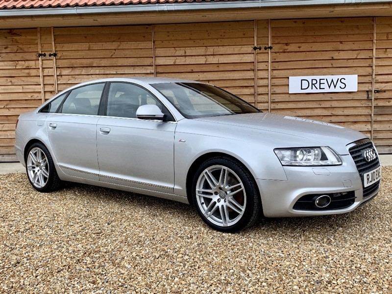 Used Audi A6 TDI S LINE SPECIAL EDITION Le Mans Sat Nav Leather Full Audi S/History Cruise Xenons in Berkshire