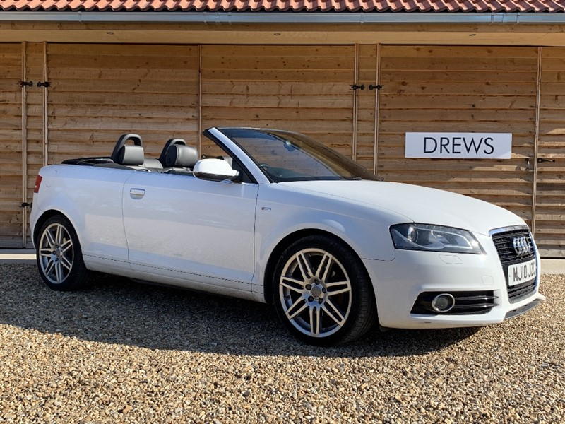 Used Audi A3 TDI S LINE Automatic Just Serviced New MOT in Berkshire