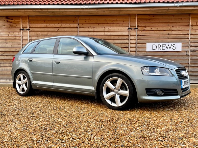 Used Audi A3 1.8 TFSI SPORT Leather Trim and FSH in Berkshire