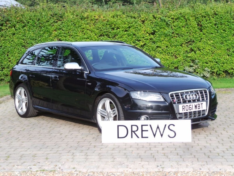 Used Audi A4 S4 AVANT QUATTRO Full Audi S/History in Berkshire