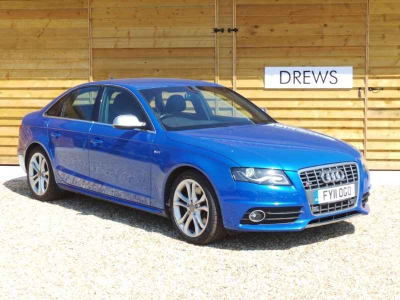 Used Audi A4 S4 V6T QUATTRO Sale Now On Great Deal in Berkshire