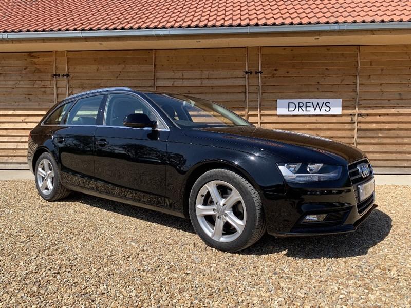 Used Audi A4 AVANT TDI SE TECHNIK Sat Nav Leather Full Audi History in Berkshire