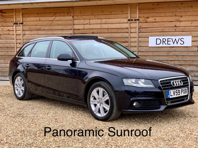 Used Audi A4 AVANT TDI 2.0 SE Auto One Owner FSH in Berkshire