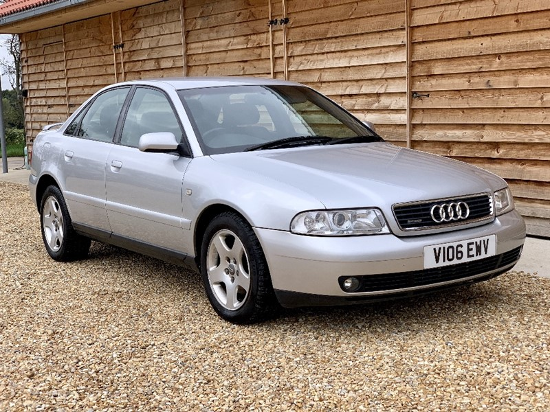 Used Audi A4 2.8 Quattro Oct 2020 MOT Part ex to Clear in Berkshire